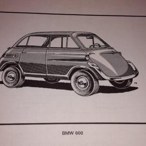 BMW 600