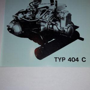 BMW 404,404B,404C